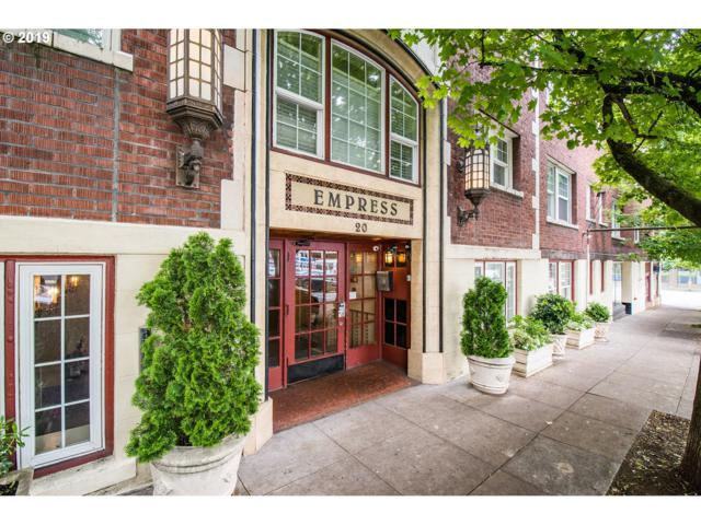 20 NW 16TH Ave #310, Portland, OR 97209 (MLS #19511665) :: Change Realty
