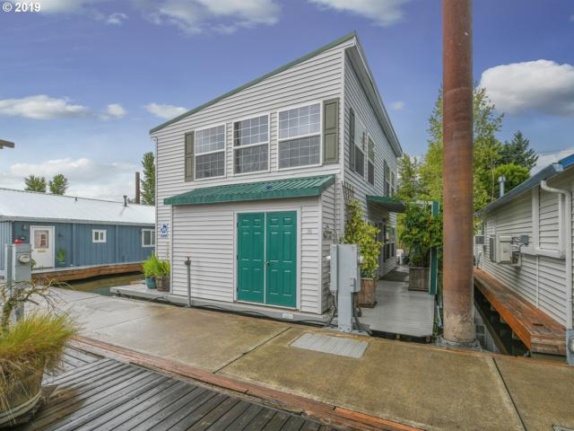 2630 N Hayden Island Dr #36, Portland, OR 97217 (MLS #19512418) :: Next Home Realty Connection