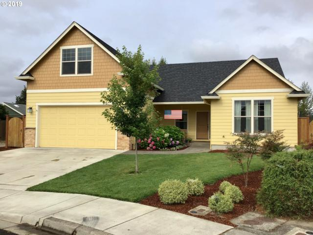 489 SW Quince Ct, Junction City, OR 97448 (MLS #19514197) :: Gregory Home Team   Keller Williams Realty Mid-Willamette