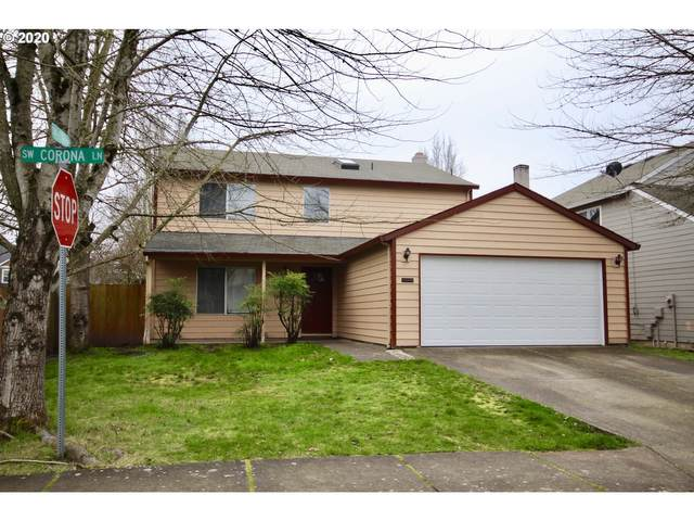 17532 SW Corona Ln, Beaverton, OR 97003 (MLS #19514493) :: McKillion Real Estate Group