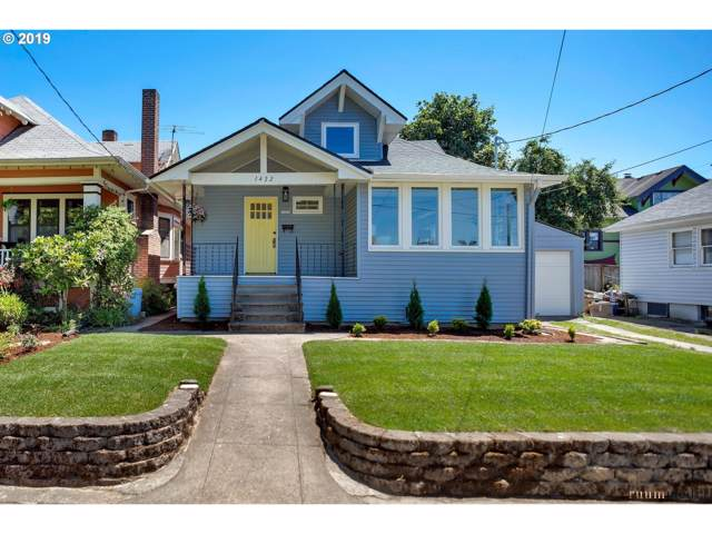 1422 SE 51ST Ave, Portland, OR 97215 (MLS #19519167) :: Lucido Global Portland Vancouver