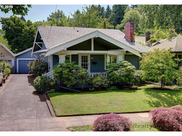 3926 SE Ankeny St, Portland, OR 97214 (MLS #19520191) :: Townsend Jarvis Group Real Estate