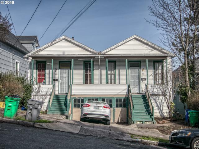 645 SW Sherman St, Portland, OR 97201 (MLS #19520992) :: R&R Properties of Eugene LLC