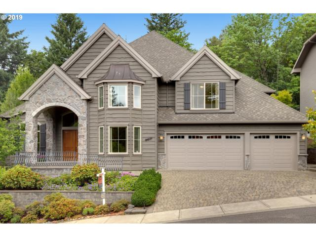 8821 NW Savoy Ln, Portland, OR 97229 (MLS #19521560) :: The Sadle Home Selling Team