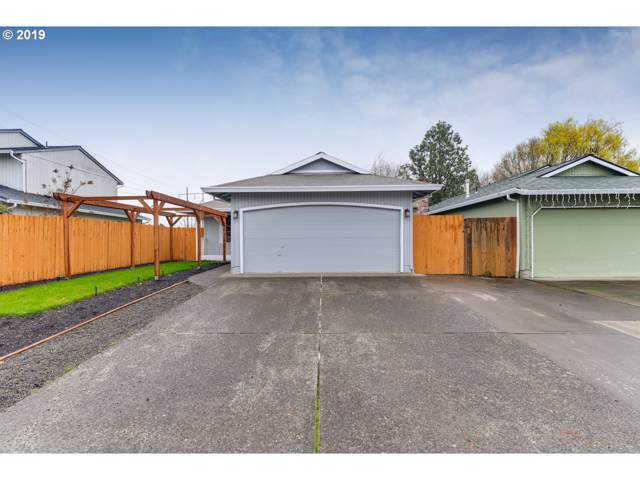 21139 NW Rock Creek Blvd, Portland, OR 97229 (MLS #19521876) :: Next Home Realty Connection