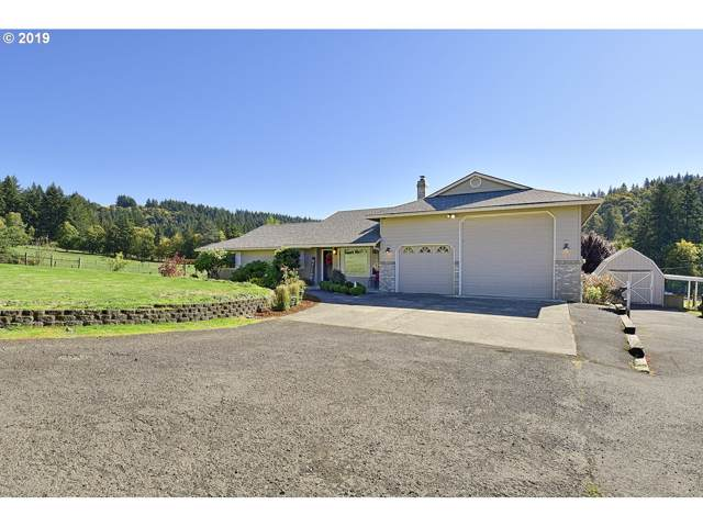 19450 SE Borges Rd, Damascus, OR 97089 (MLS #19522003) :: The Liu Group
