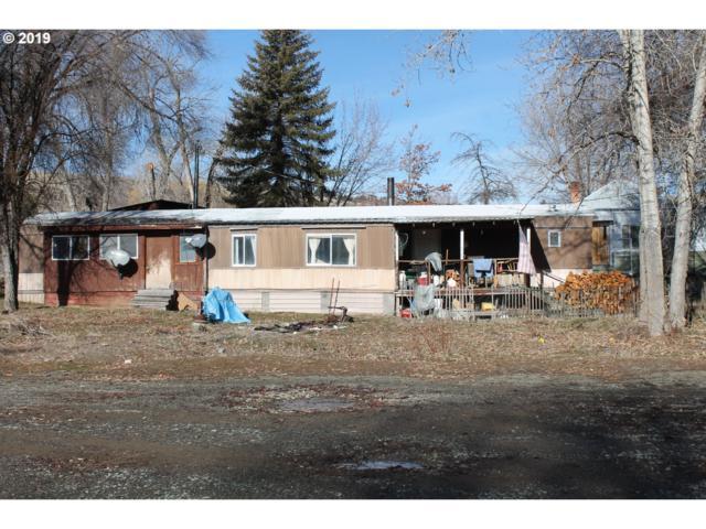624 N Johnson St, Prairie City, OR 97869 (MLS #19522500) :: Song Real Estate