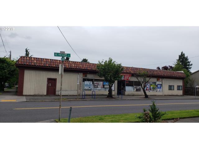 2909 NE Prescott St, Portland, OR 97211 (MLS #19523629) :: The Sadle Home Selling Team