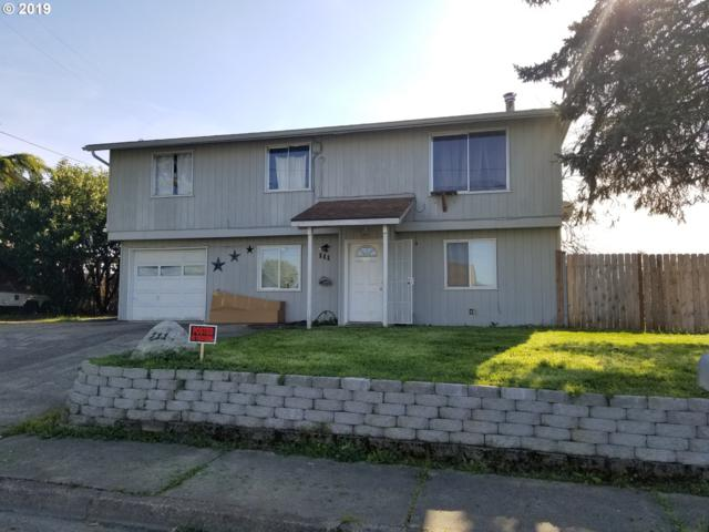 111 NW Cary St, Winston, OR 97496 (MLS #19523936) :: Townsend Jarvis Group Real Estate