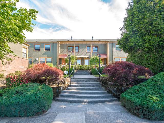 2025 SE Caruthers St #24, Portland, OR 97214 (MLS #19524130) :: McKillion Real Estate Group