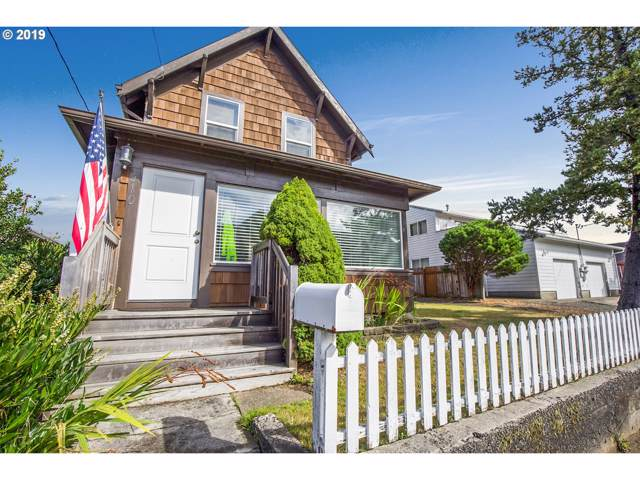 910 1st Ave, Seaside, OR 97138 (MLS #19524196) :: Gregory Home Team | Keller Williams Realty Mid-Willamette