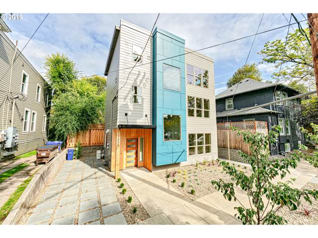 2885 NE Couch St, Portland, OR 97232 (MLS #19524437) :: Next Home Realty Connection