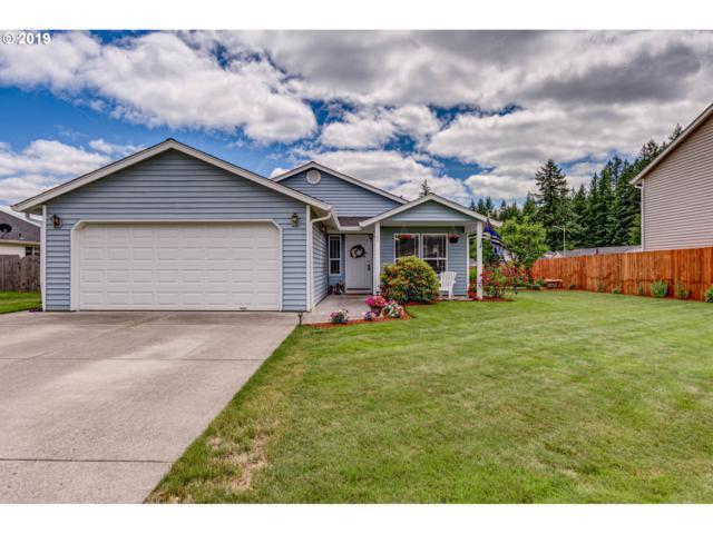 309 E Wilson St, Yacolt, WA 98675 (MLS #19525699) :: The Sadle Home Selling Team