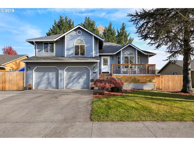 3256 NE Kaster Dr, Hillsboro, OR 97124 (MLS #19527312) :: Matin Real Estate Group