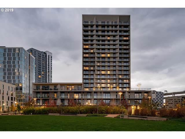 1150 NW Quimby St #422, Portland, OR 97209 (MLS #19527744) :: Next Home Realty Connection