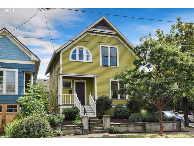 3504 SE Taylor St, Portland, OR 97214 (MLS #19528541) :: The Galand Haas Real Estate Team