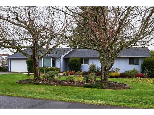 208 S 3RD St, Carlton, OR 97111 (MLS #19528780) :: Next Home Realty Connection