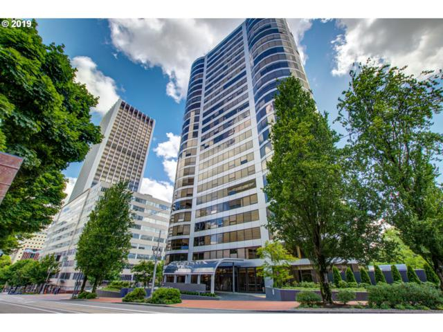 1500 SW 5TH Ave #1406, Portland, OR 97201 (MLS #19529225) :: Matin Real Estate Group