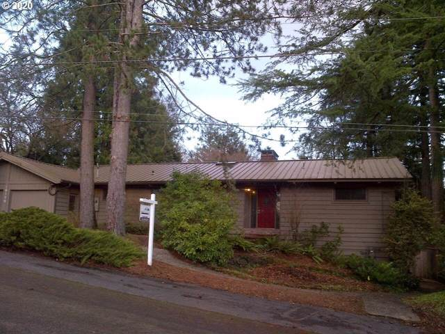 10120 SW 61st Ave, Portland, OR 97219 (MLS #19529903) :: Song Real Estate