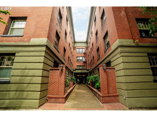2109 NW Irving St #410, Portland, OR 97210 (MLS #19530536) :: Gregory Home Team | Keller Williams Realty Mid-Willamette