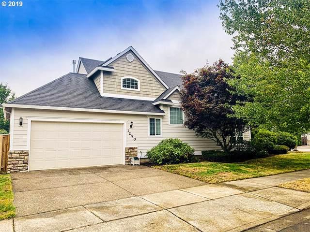 1290 NE Estelle Ct, Hillsboro, OR 97124 (MLS #19530792) :: Song Real Estate