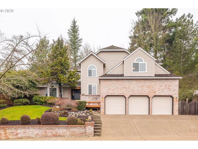 12735 NW Creekside Dr, Portland, OR 97229 (MLS #19530944) :: Next Home Realty Connection