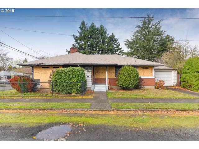 6609 SE Taggart St, Portland, OR 97206 (MLS #19531828) :: Song Real Estate