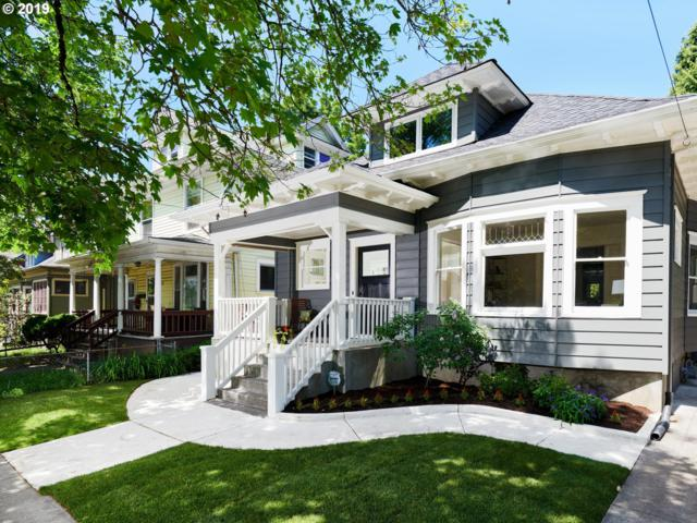 2137 SE Yamhill St, Portland, OR 97214 (MLS #19532191) :: Townsend Jarvis Group Real Estate
