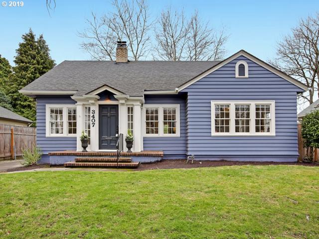 3407 NE 16TH Ave, Portland, OR 97212 (MLS #19532207) :: Next Home Realty Connection