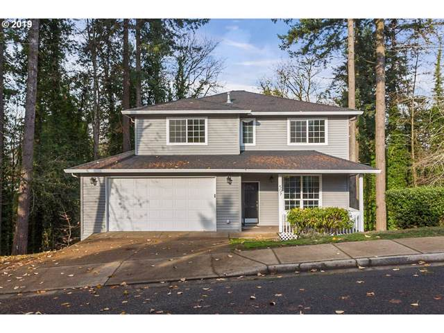 507 Cascade St, Oregon City, OR 97045 (MLS #19534904) :: Townsend Jarvis Group Real Estate
