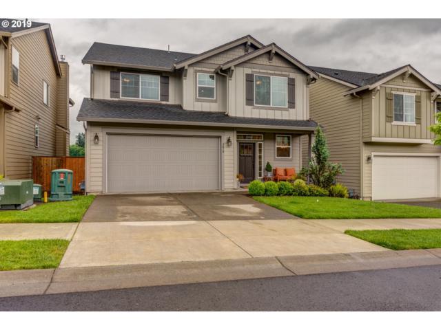 3618 NE Sitka Dr, Camas, WA 98607 (MLS #19537075) :: The Sadle Home Selling Team