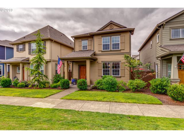11822 SW Barber St, Wilsonville, OR 97070 (MLS #19537286) :: Matin Real Estate Group