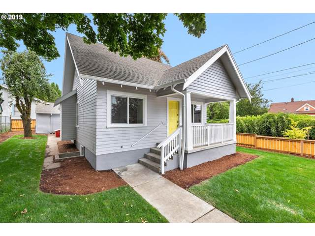 7117 N Fiske Ave, Portland, OR 97203 (MLS #19537954) :: Song Real Estate
