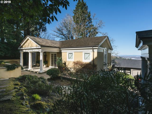 2525 SW Hillcrest Dr, Portland, OR 97201 (MLS #19537960) :: McKillion Real Estate Group