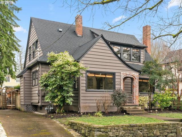 2604 NE 36TH Ave, Portland, OR 97212 (MLS #19538572) :: Change Realty