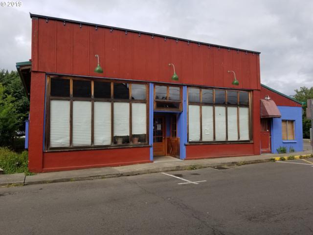 80 Art Steele St, Clatskanie, OR 97016 (MLS #19538859) :: Realty Edge