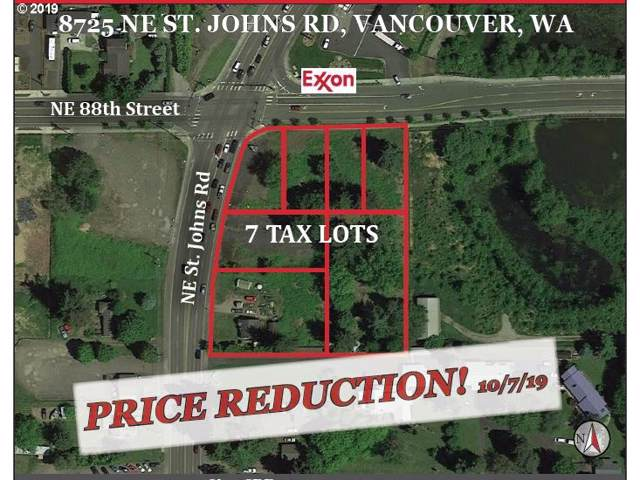 8701 NE St Johns Rd, Vancouver, WA 98665 (MLS #19540009) :: Next Home Realty Connection