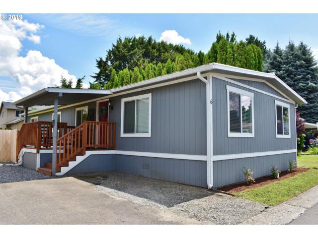 16812 SE 1ST St #6, Vancouver, WA 98684 (MLS #19540131) :: Brantley Christianson Real Estate