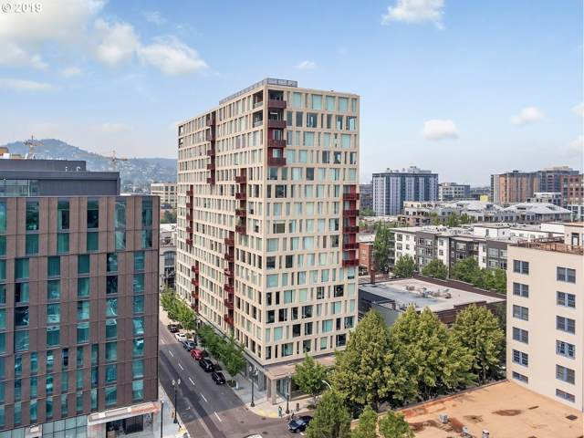 937 NW Glisan St #334, Portland, OR 97209 (MLS #19540349) :: Change Realty