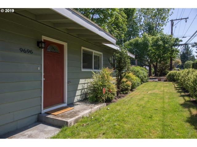 9696 SE 42ND Ave, Milwaukie, OR 97222 (MLS #19541345) :: Townsend Jarvis Group Real Estate