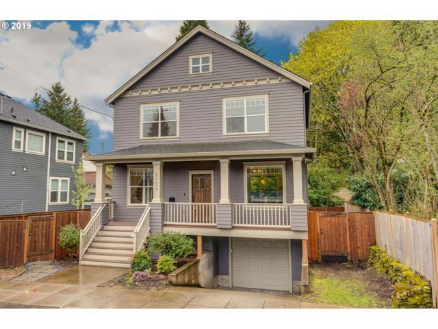 5956 NE Tillamook St, Portland, OR 97213 (MLS #19542925) :: The Sadle Home Selling Team