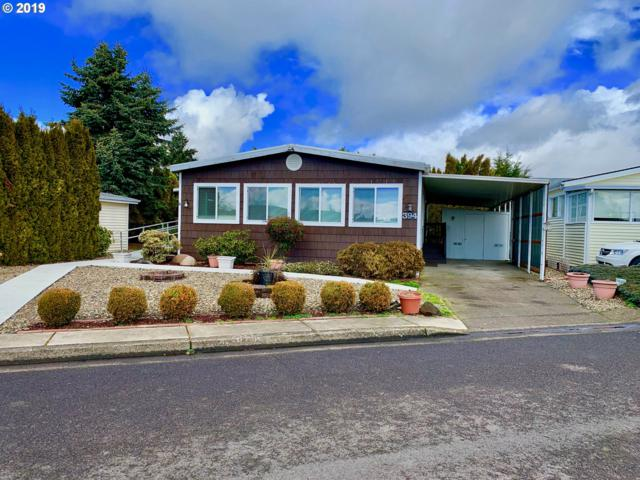 1199 N Terry St Space 394 #394, Eugene, OR 97402 (MLS #19544008) :: Song Real Estate