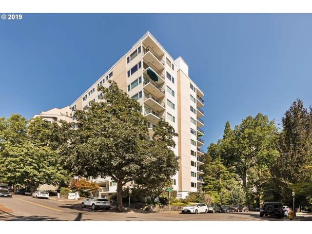 2211 SW Park Pl #403, Portland, OR 97205 (MLS #19544336) :: Change Realty