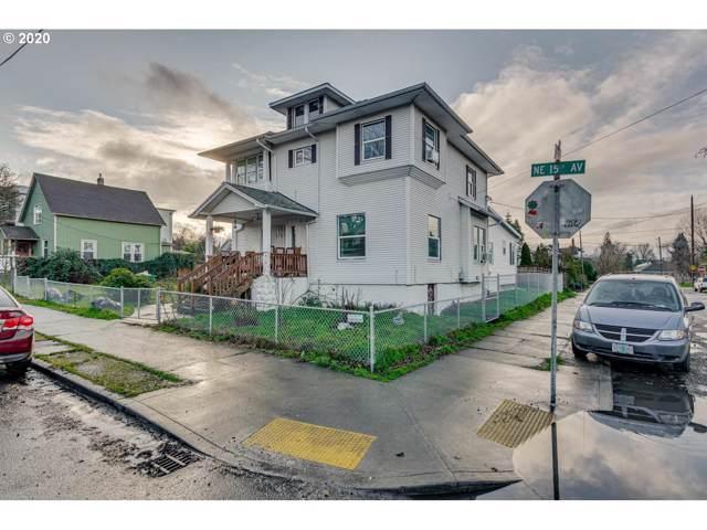 5275 NE 15TH Ave, Portland, OR 97211 (MLS #19544591) :: Premiere Property Group LLC