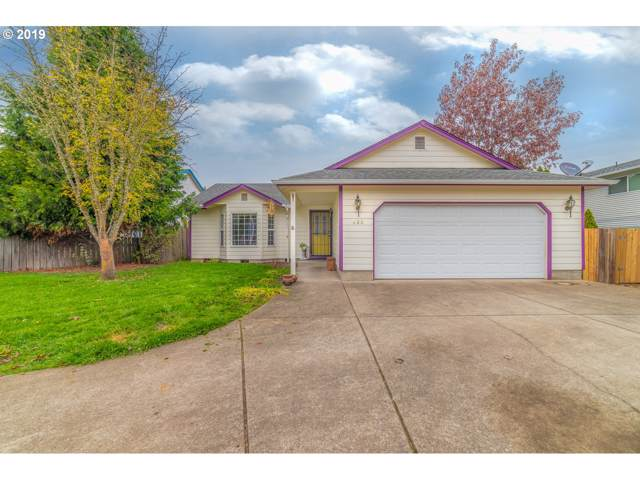 680 W F St, Creswell, OR 97426 (MLS #19544789) :: Gregory Home Team | Keller Williams Realty Mid-Willamette