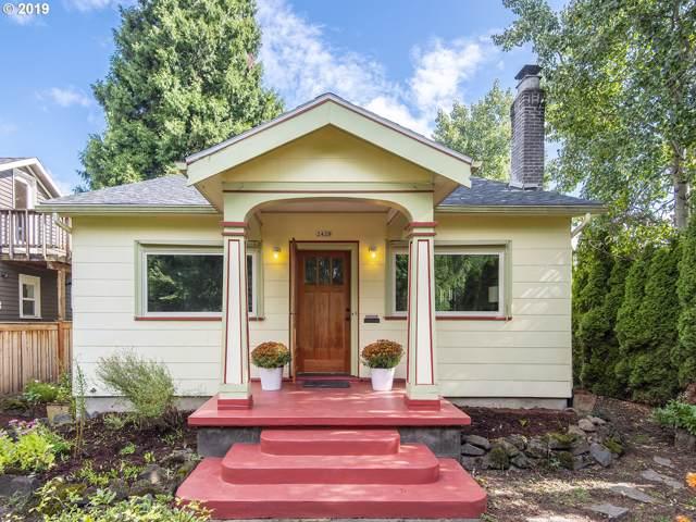 2428 SE Ladd Ave, Portland, OR 97214 (MLS #19544843) :: Change Realty