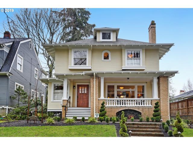 3750 NE Davis St, Portland, OR 97232 (MLS #19545158) :: Matin Real Estate