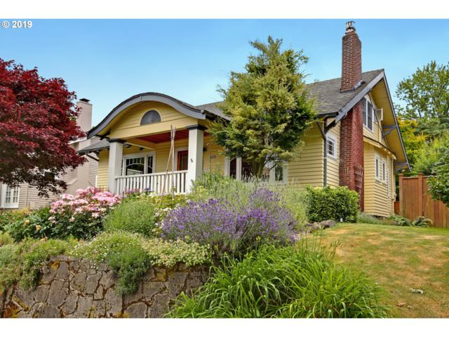 4034 SE Pine St, Portland, OR 97214 (MLS #19547323) :: Townsend Jarvis Group Real Estate