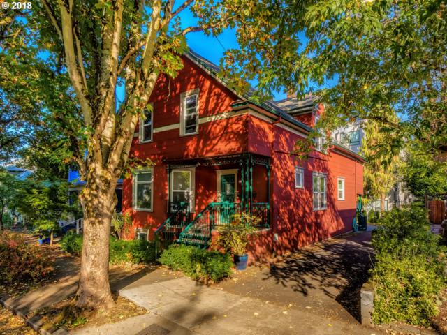 2107 SE Yamhill St, Portland, OR 97214 (MLS #19547517) :: TLK Group Properties