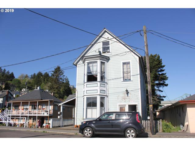 151 5th St, Astoria, OR 97103 (MLS #19548220) :: Premiere Property Group LLC